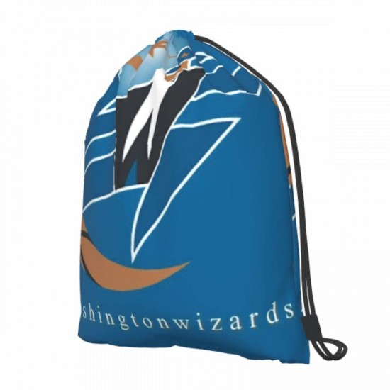 Casual Outdoor Washington Wizards Drawstring strap pack #288396 for Women and Men